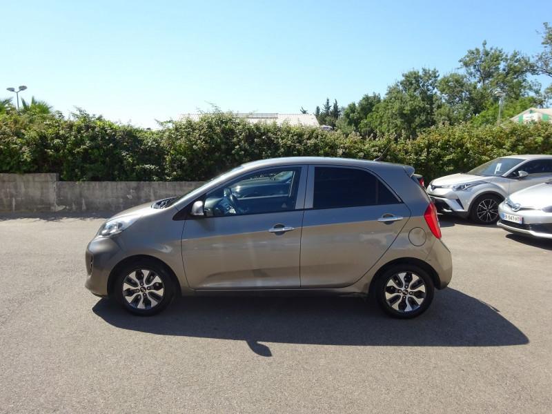 Photo 3 de l'offre de KIA PICANTO 1.0 66CH PREMIUM 5P à 6900€ chez Automobiles Raoul Moço