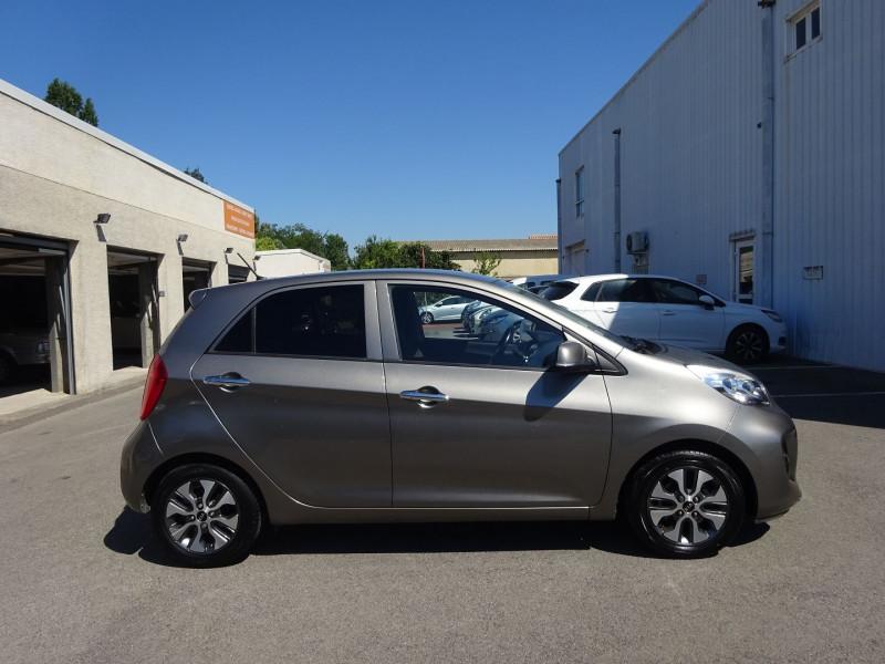 Photo 2 de l'offre de KIA PICANTO 1.0 66CH PREMIUM 5P à 6900€ chez Automobiles Raoul Moço