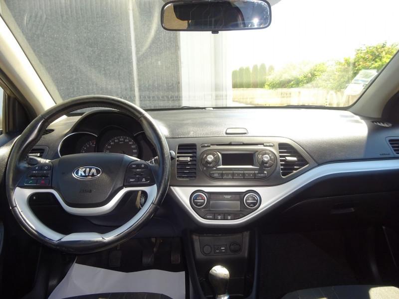 Photo 7 de l'offre de KIA PICANTO 1.0 66CH PREMIUM 5P à 6900€ chez Automobiles Raoul Moço