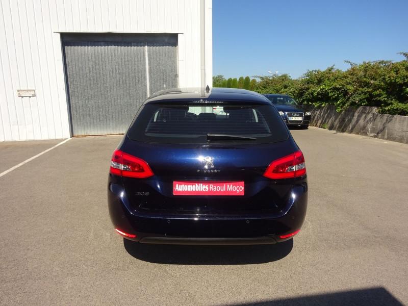 Photo 10 de l'offre de PEUGEOT 308 SW 1.6 BLUEHDI 100CH ACTIVE BUSINESS S&S à 8900€ chez Automobiles Raoul Moço