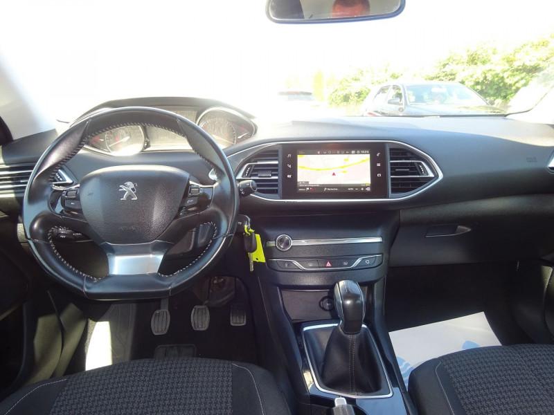 Photo 6 de l'offre de PEUGEOT 308 SW 1.6 BLUEHDI 100CH ACTIVE BUSINESS S&S à 8900€ chez Automobiles Raoul Moço