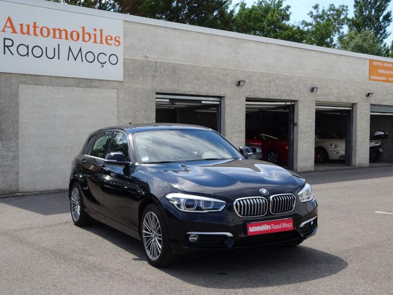 Bmw SERIE 1 (F21/F20) 116DA 116CH URBANCHIC 5P EURO6C Diesel GRIS Occasion à vendre