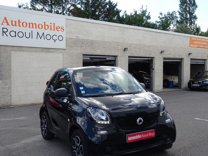 Photo 11 de l'offre de SMART FORTWO CABRIOLET 90CH PASSION TWINAMIC à 12900€ chez Automobiles Raoul Moço