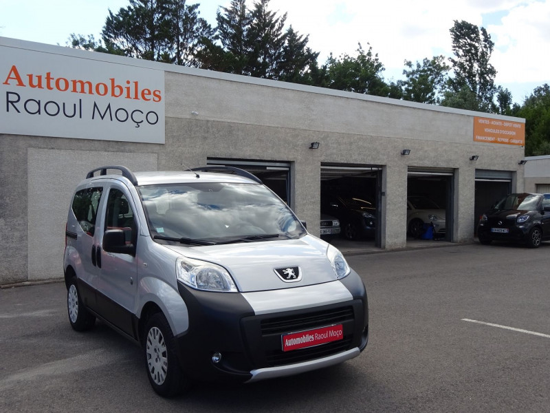 Peugeot BIPPER TEPEE 1.4 HDI OUTDOOR Diesel GRIS Occasion à vendre