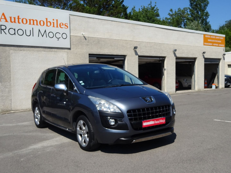Peugeot 3008 2.0 HDI150 FAP FELINE Diesel GRIS Occasion à vendre