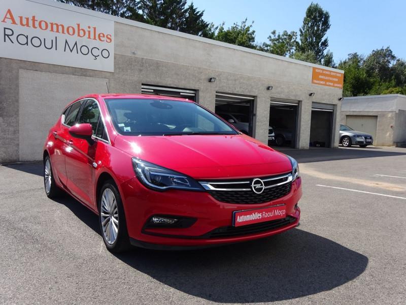 Opel ASTRA 1.0 TURBO 105CH INNOVATION ECOFLEX START/STOP Essence ROUGE Occasion à vendre