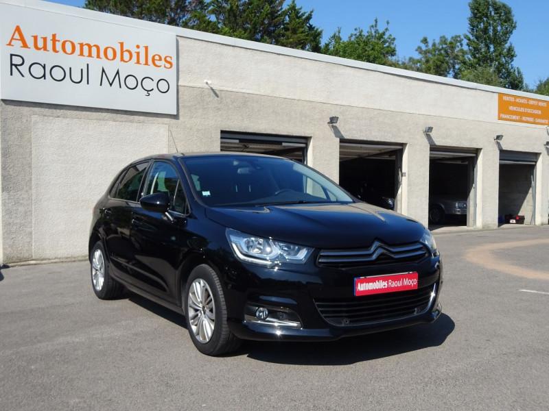 Photo 1 de l'offre de CITROEN C4 BLUEHDI 120CH MILLENIUM BUSINESS S&S EAT6 à 14900€ chez Automobiles Raoul Moço