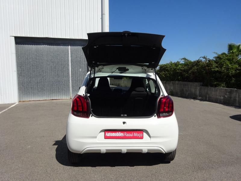 Photo 9 de l'offre de PEUGEOT 108 1.0 VTI ACTIVE 3P à 7900€ chez Automobiles Raoul Moço
