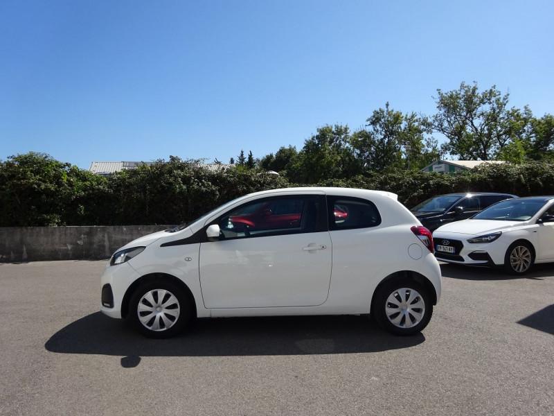 Photo 2 de l'offre de PEUGEOT 108 1.0 VTI ACTIVE 3P à 7900€ chez Automobiles Raoul Moço