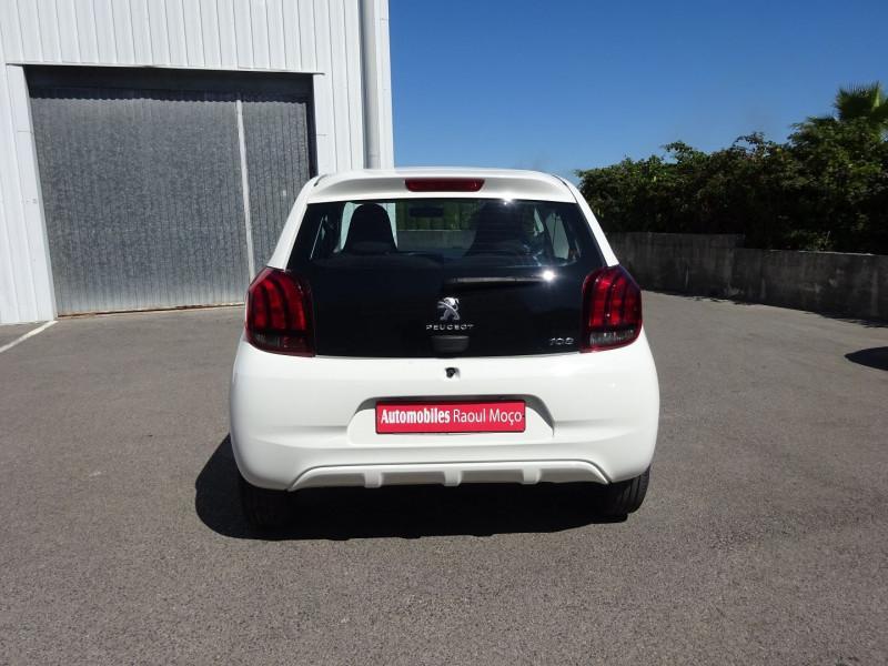 Photo 10 de l'offre de PEUGEOT 108 1.0 VTI ACTIVE 3P à 7900€ chez Automobiles Raoul Moço
