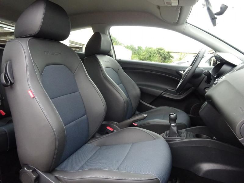 Photo 5 de l'offre de SEAT IBIZA SC 1.2 60CH I TECH à 7900€ chez Automobiles Raoul Moço