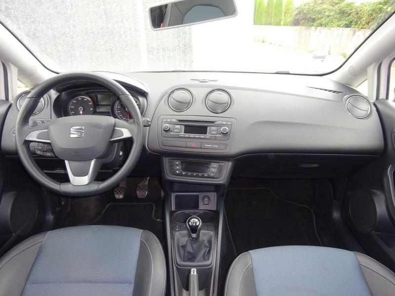 Photo 6 de l'offre de SEAT IBIZA SC 1.2 60CH I TECH à 7900€ chez Automobiles Raoul Moço