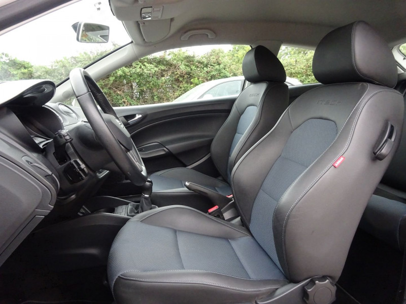 Photo 4 de l'offre de SEAT IBIZA SC 1.2 60CH I TECH à 7900€ chez Automobiles Raoul Moço