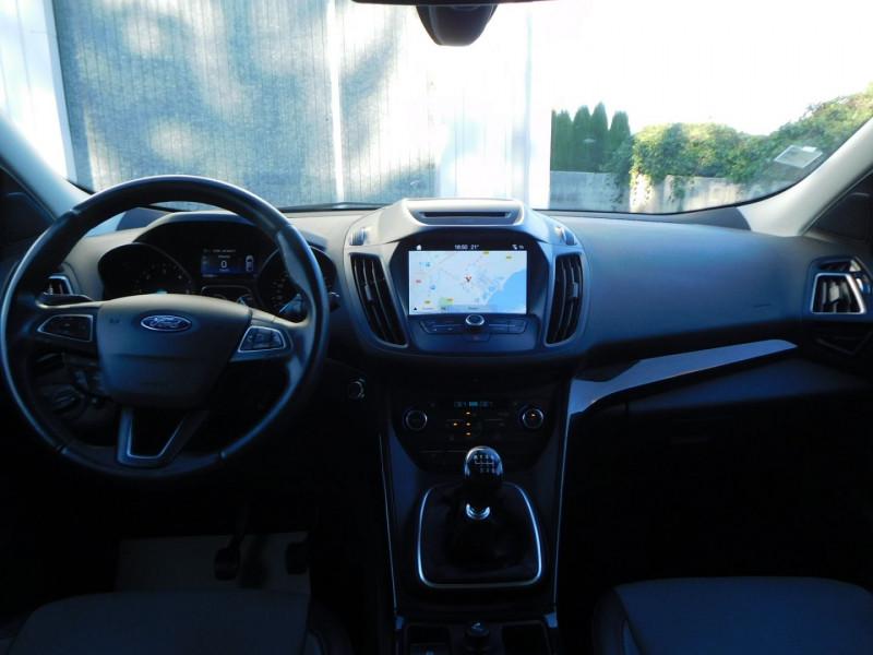 Photo 6 de l'offre de FORD KUGA 2.0 TDCI 150CH STOP&START TITANIUM 4X4 à 16900€ chez Automobiles Raoul Moço