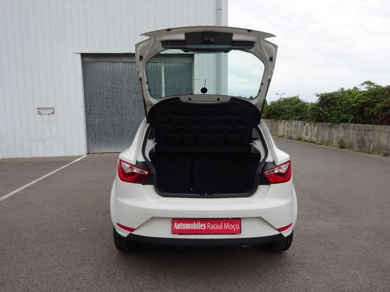 Photo 8 de l'offre de SEAT IBIZA SC 1.2 60CH I TECH à 7900€ chez Automobiles Raoul Moço