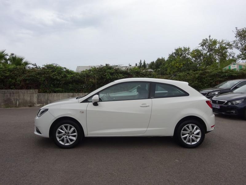 Photo 3 de l'offre de SEAT IBIZA SC 1.2 60CH I TECH à 7900€ chez Automobiles Raoul Moço