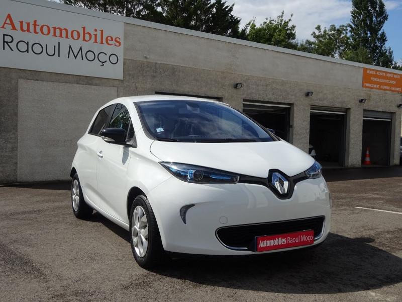 Photo 1 de l'offre de RENAULT ZOE LIFE CHARGE RAPIDE TYPE 2 à 7900€ chez Automobiles Raoul Moço