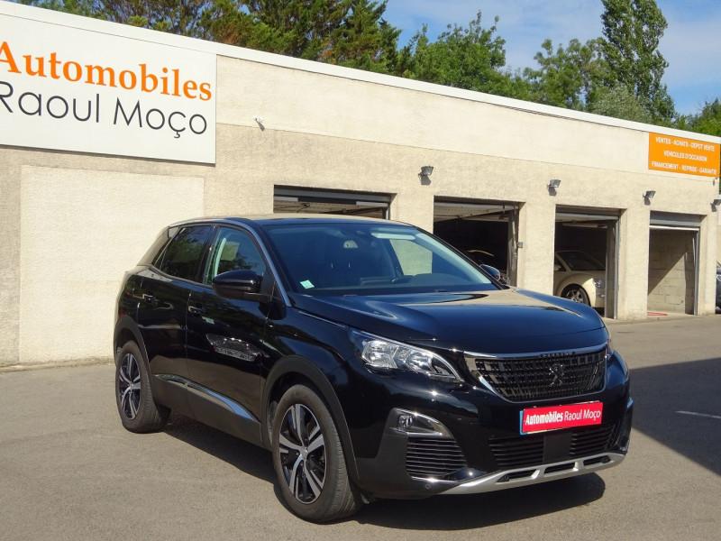 Peugeot 3008 1.2 PURETECH 130CH ALLURE S&S EAT6 Essence NOIR Occasion à vendre