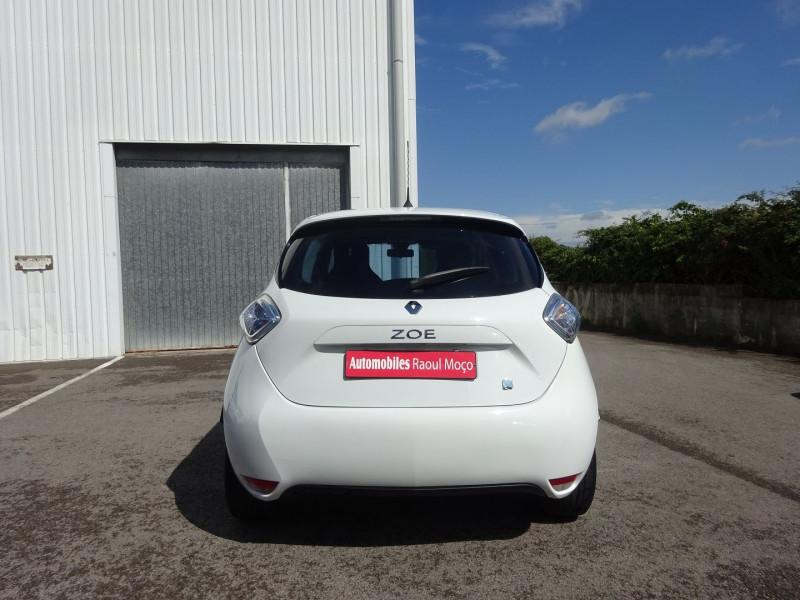 Photo 10 de l'offre de RENAULT ZOE LIFE CHARGE RAPIDE TYPE 2 à 7900€ chez Automobiles Raoul Moço