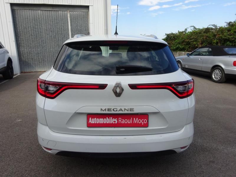 Photo 9 de l'offre de RENAULT MEGANE IV ESTATE 1.5 DCI 110CH ENERGY BUSINESS EDC à 12900€ chez Automobiles Raoul Moço