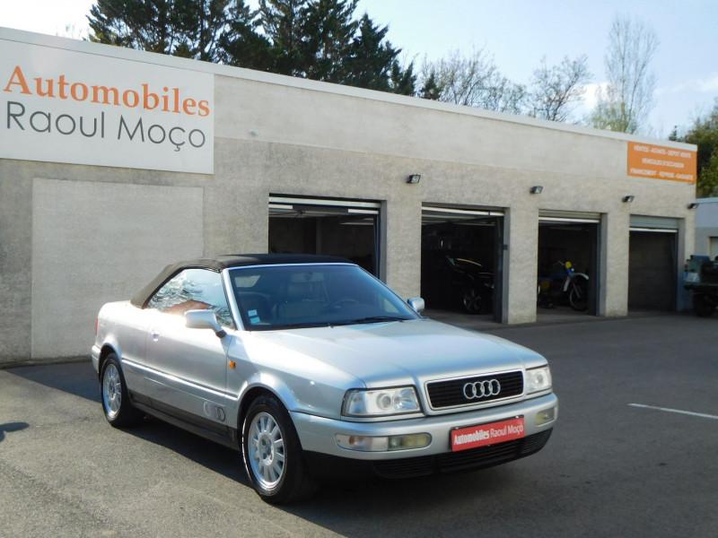 Photo 2 de l'offre de AUDI CABRIOLET 1.9 TDI 90CH à 15900€ chez Automobiles Raoul Moço