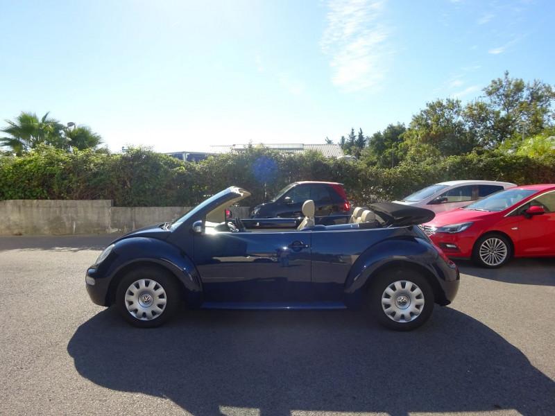 Photo 3 de l'offre de VOLKSWAGEN BEETLE CAB 2.0 115CH CARAT à 6900€ chez Automobiles Raoul Moço