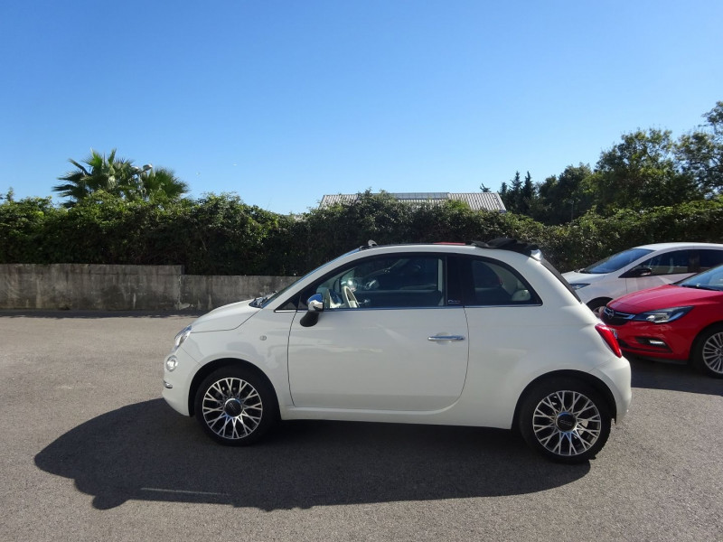 Photo 3 de l'offre de FIAT 500C 1.2 8V 69CH ANNIVERSARIO à 9900€ chez Automobiles Raoul Moço
