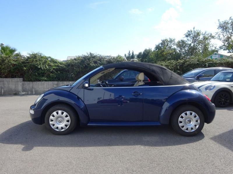 Photo 4 de l'offre de VOLKSWAGEN BEETLE CAB 2.0 115CH CARAT à 6900€ chez Automobiles Raoul Moço