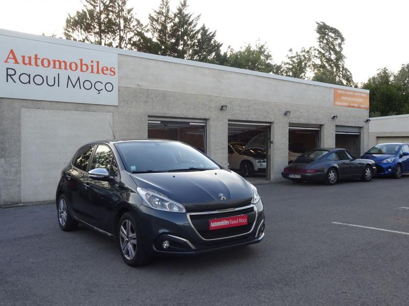 Peugeot 208 1.2 PURETECH 82CH STYLE 5P Essence GRIS Occasion à vendre