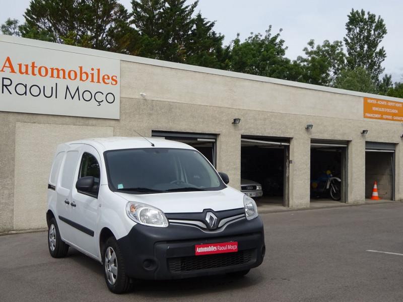 Renault KANGOO II EXPRESS 1.5 DCI 90 ENERGY CONFORT FT Diesel BLANC Occasion à vendre