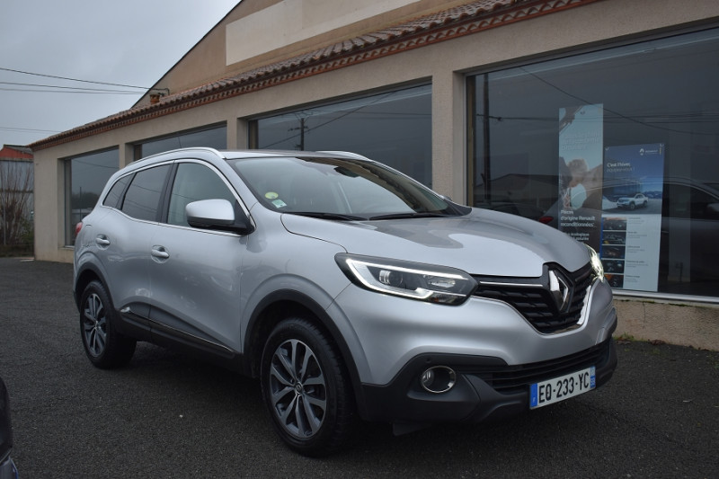 Photo 1 de l'offre de RENAULT KADJAR 1.5 DCI 110CH ENERGY BUSINESS ECO² à 15290€ chez Garage Charrier