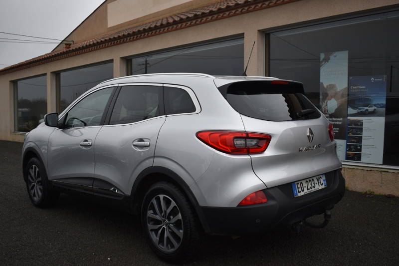 Photo 2 de l'offre de RENAULT KADJAR 1.5 DCI 110CH ENERGY BUSINESS ECO² à 15290€ chez Garage Charrier