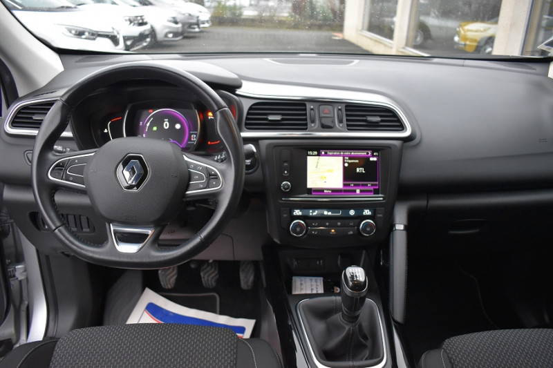 Photo 9 de l'offre de RENAULT KADJAR 1.5 DCI 110CH ENERGY BUSINESS ECO² à 15290€ chez Garage Charrier