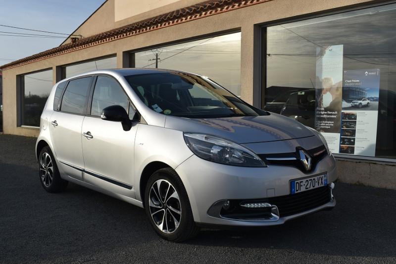 Renault SCENIC III 1.5 DCI 110CH BOSE EDC Diesel GRIS PLATINE Occasion à vendre