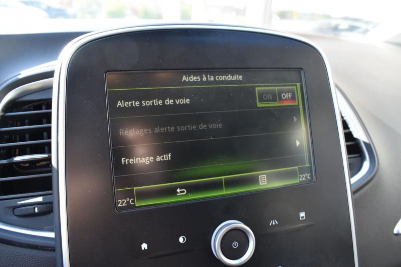 Photo 12 de l'offre de RENAULT SCENIC IV 1.5 DCI 110CH ENERGY BUSINESS à 15290€ chez Garage Charrier