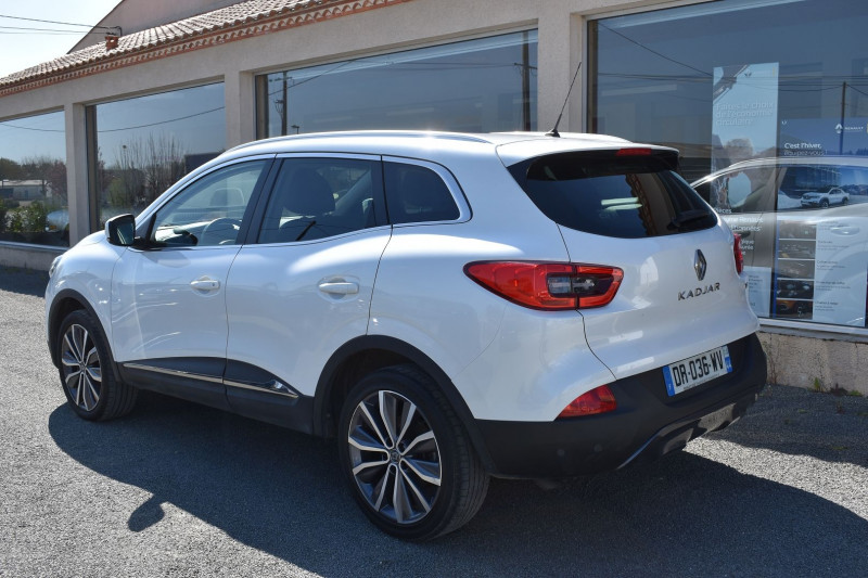 Photo 2 de l'offre de RENAULT KADJAR 1.5 DCI 110CH ENERGY INTENS ECO² à 14490€ chez Garage Charrier