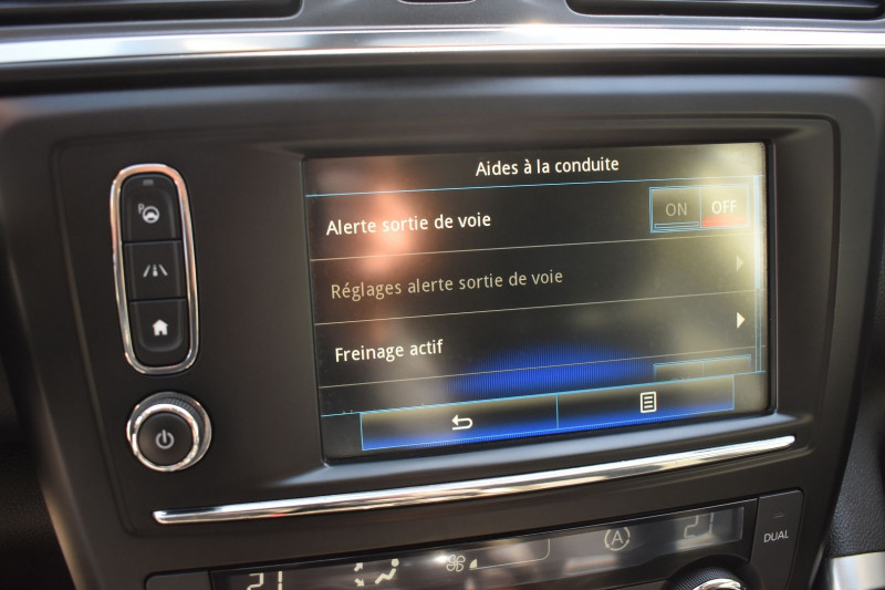 Photo 12 de l'offre de RENAULT KADJAR 1.5 DCI 110CH ENERGY INTENS ECO² à 14490€ chez Garage Charrier
