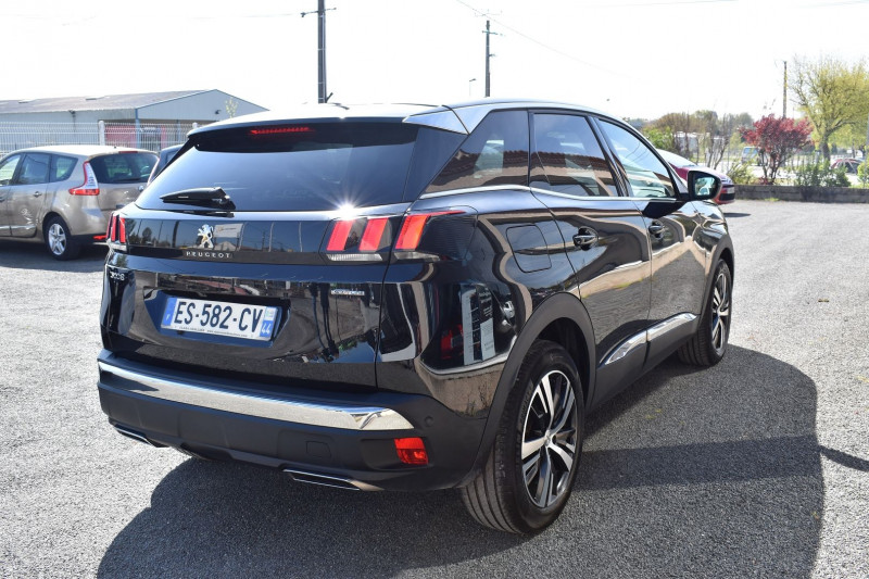 Photo 19 de l'offre de PEUGEOT 3008 1.6 BLUEHDI 120CH GT LINE S&S EAT6 à 21490€ chez Garage Charrier