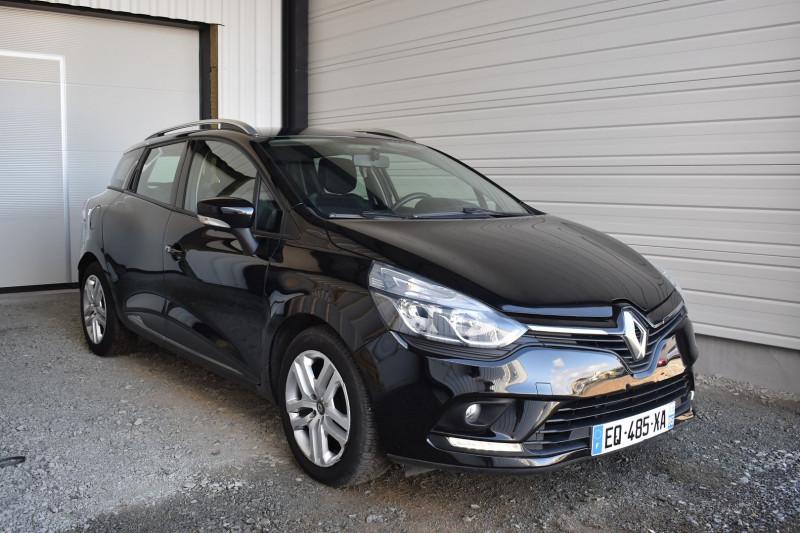 Renault CLIO IV ESTATE 1.5 DCI 90CH ENERGY BUSINESS 82G Diesel NOIR MÉTAL Occasion à vendre