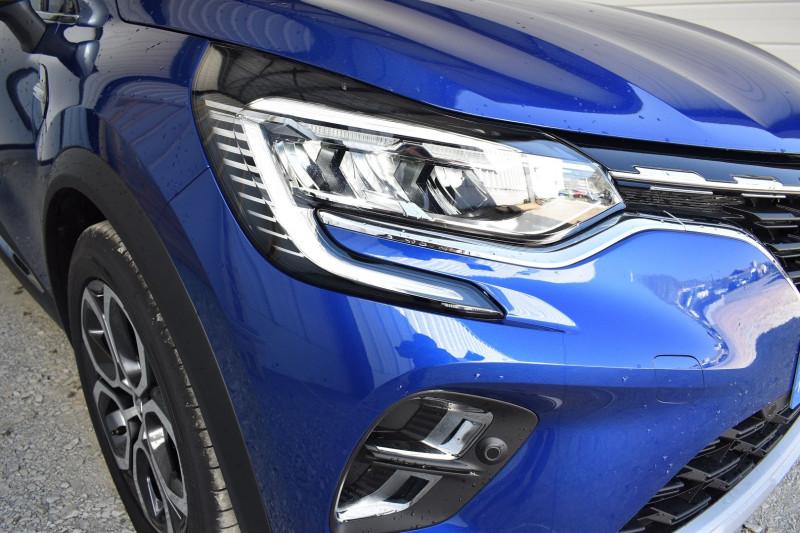 Photo 14 de l'offre de RENAULT CAPTUR II 1.5 BLUE DCI 115CH INTENS EDC à 25990€ chez Garage Charrier