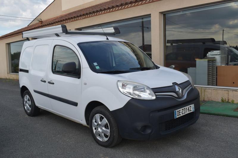 Renault KANGOO II EXPRESS 1.5 DCI 75CH GRAND CONFORT Diesel BLANC Occasion à vendre