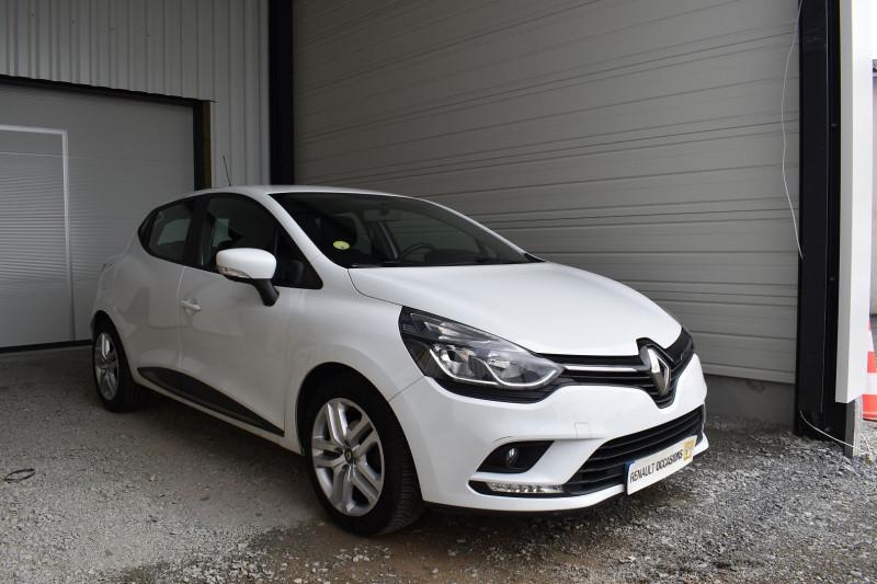 Renault CLIO IV 1.5 DCI 75CH ENERGY BUSINESS 5P EURO6C Diesel BLANC Occasion à vendre