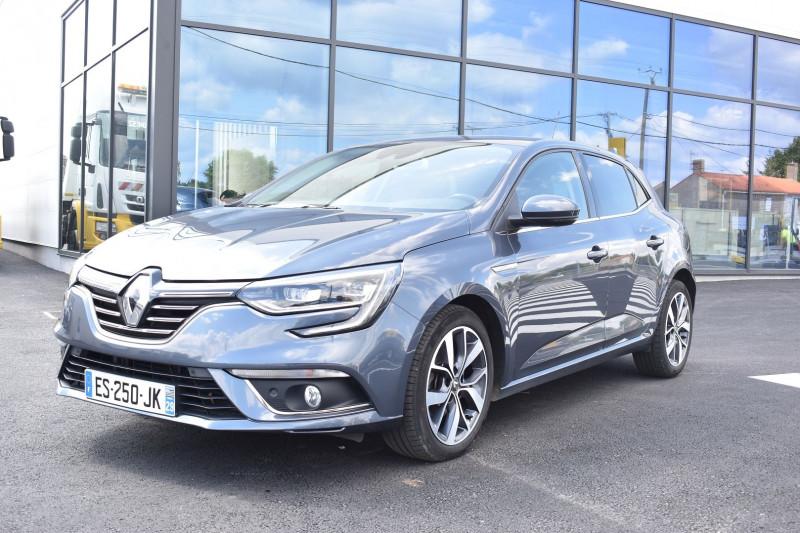 Renault MEGANE IV 1.5 DCI 110CH ENERGY INTENS Diesel GRIS Occasion à vendre