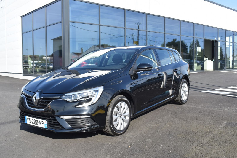 Renault MEGANE IV ESTATE 1.5 BLUE DCI 95CH LIFE Diesel NOIR ÉTOILE Occasion à vendre