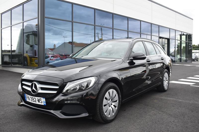 Mercedes-Benz CLASSE C BREAK (S205) 200 D 2.2 EXECUTIVE 7G-TRONIC PLUS Diesel NOIR METAL Occasion à vendre