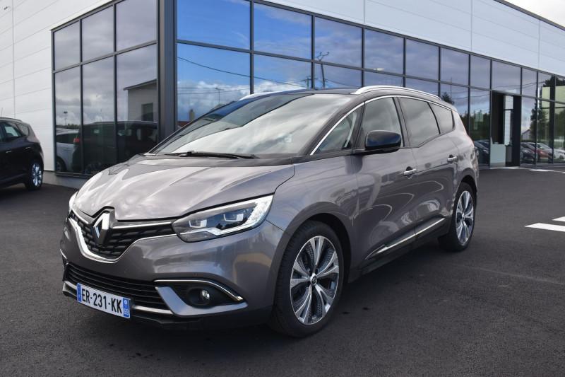 Renault GRAND SCENIC IV 1.5 DCI 110CH HYBRID ASSIST INTENS Diesel GRIS CASSIOPÉ  Occasion à vendre