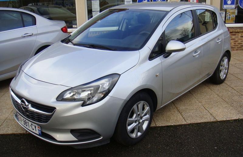 Opel CORSA 1.4 90CH EDITION 5P Essence GRIS C Occasion à vendre