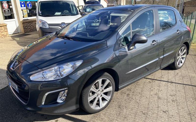 Peugeot 308 1.6 E-HDI112 FAP FELINE 5P Diesel GRIS C Occasion à vendre