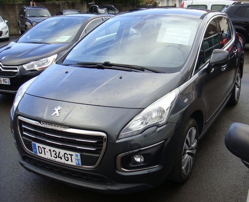Peugeot 3008 1.6 HDI115 FAP BUSINESS PACK Diesel GRIS F Occasion à vendre