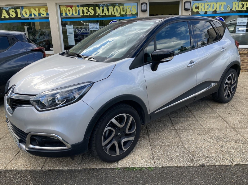 Renault CAPTUR 1.5 DCI 90CH HELLY HANSEN EDC ECO² Diesel GRIS C Occasion à vendre